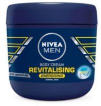 NIVEA MEN B/CRM 400ML REVITAL 1