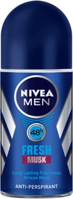 NIVEA R/ON 50ML MEN FRESH MUSK 1