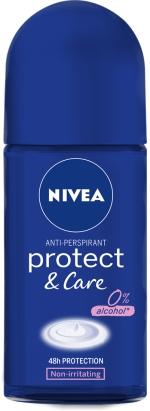 NIVEA R/ON 50ML LDS PROT/CARE 1