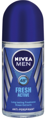 NIVEA R/ON 50ML MEN FRESH 1
