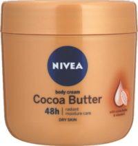 NIVEA B/CRM 400ML COCOA BUTTER 1