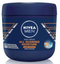 NIVEA MEN B/CRM 400ML MOIST ALL SEA 1