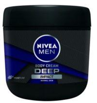 NIVEA MEN B/CRM 400ML DEEP IMPACT 1