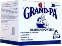 GRANDPA POWDER 38