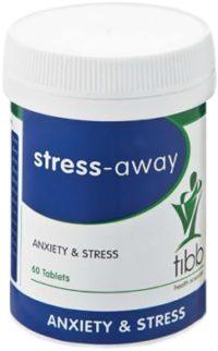 TIBB STRESS AWAY TABS 60
