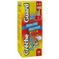 CRECHE GUARD BABY IMMUNE SYRUP 100