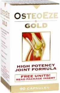 OSTEOEZE GOLD CAPS 90