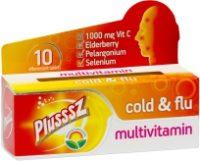 PLUSSSZ COLD/FLU EFF TABS 10