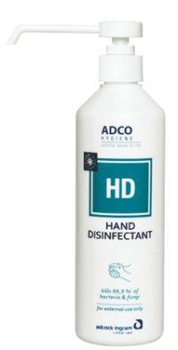 HAND DISINFECTANT 250ML 1