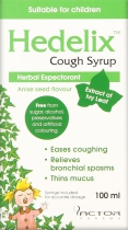 HEDELIX COUGH SYRUP 100