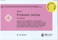 RELEAF PROBIOTIC ACTIVE CAPS 10